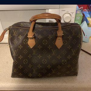 Louis Vuitton Speedy 30 Bag for Sale in Bremen, GA