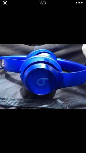Solo 3 wireless dr Dre headphones for Sale in Washington, DC