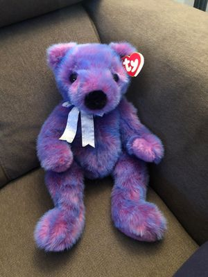 Purplebeary Beanie Baby collector for Sale in Miami, FL