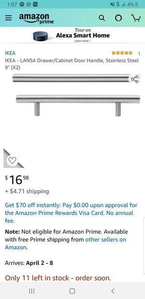 IKEA lansa handle for Sale in Santa Ana, CA