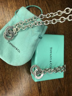 Tiffany and Co. (necklace and bracelet set) for Sale in San Marcos, TX