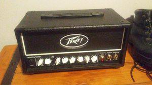 Peavey Valveking 20mh Guitar Head Tube Amp for Sale in Wichita, KS