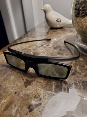 SAMSUNG 3D GLASSES for Sale in Arlington, TX