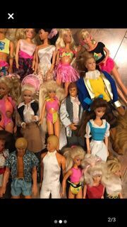Huge Barbie Collection for Sale in Audubon, PA