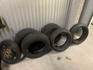 Used motorcycle/car/truck tires for Sale in Medford, MA