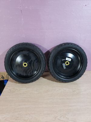 """Gorilla CRt 13"""" replacement tire 2 pk for Sale in Grove City, OH"""