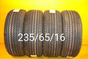 4 New tires 235/65/16 llantas nuevas for Sale in Chula Vista, CA