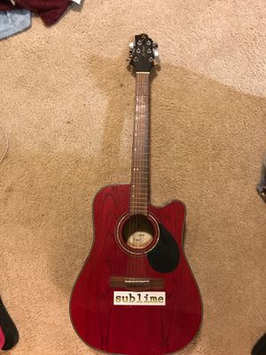 Acoustic / electric guitar for Sale in Orange, CA