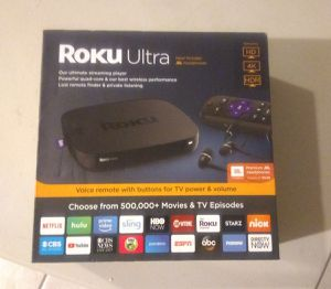 Roku Ultra for Sale in Pico Rivera, CA