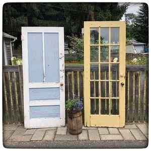 Vintage Doors for Sale in Kirkland, WA
