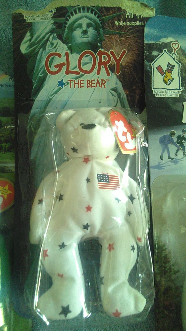 Ty® Beanie Babies International COLLECTION (All 4)!