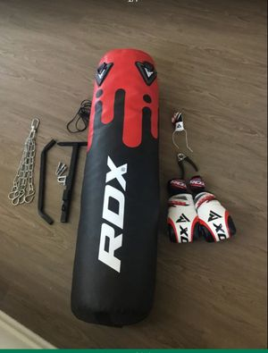 RDX Punching Bag for Sale in Irvine, CA