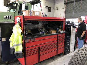 Snap on tool box for Sale in Orlando, FL