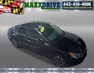2017 Honda Accord Sedan for Sale in Glen Burnie, MD