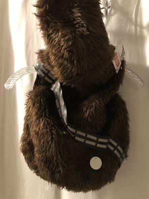 Star Wars Chewie Dog Halloween Costume Hoodie New Petco M medium XL for Sale in Glastonbury, CT