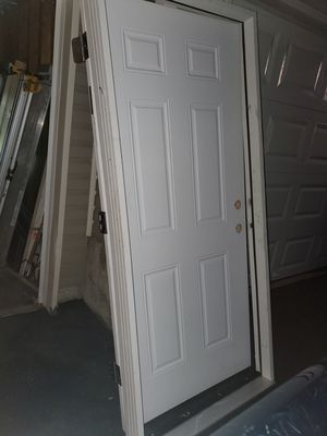 36 by 80 New door and frame for Sale in Everett, WA