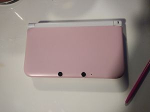 Nintendo 3ds xl pink for Sale in Lutz, FL