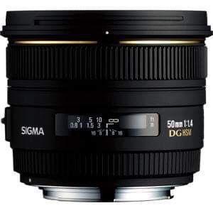 Sigma 50mm f/1.4 EX DG HSM Lens for Canon Digital SLR Cameras for Sale in Bakersfield, CA