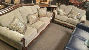 GREAT SOFA AND LOVESEAT SET BRAND NEW for Sale in Portland, OR
