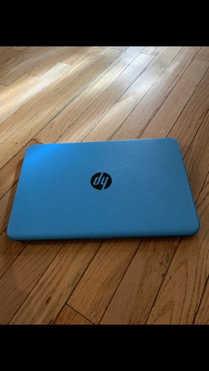 Hp Stream Notebook Blue for Sale in Trenton, NJ