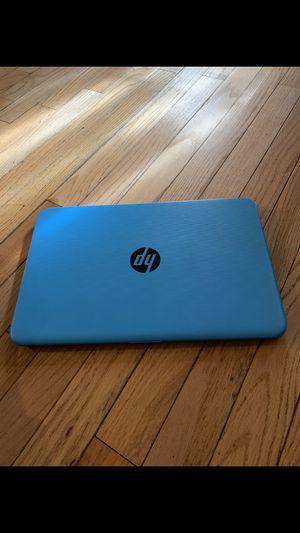 Hp Stream Notebook Blue for Sale in Trenton, NJ