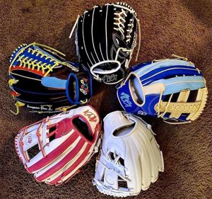 ANONYMOUS GLOVES (BASEBALL, FASTPITCH & SLOWPITCH) for Sale in Fallbrook, CA