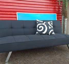 Black Futon for Sale in Fort Lauderdale,  FL