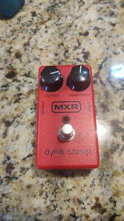 MXR dyna comp effects pedal for Sale in East Wenatchee,  WA