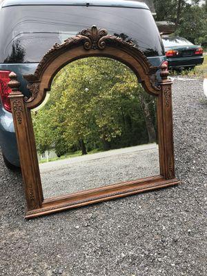 Antique mirror for Sale in Aldie, VA