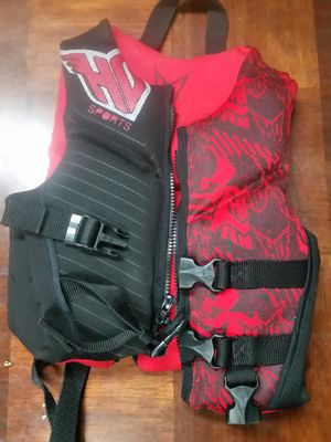 Life jacket child 30-50 LB for Sale in Salt Lake City, UT