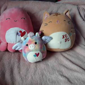 Abby Nathan and Paisley Squishmallow for Sale in Monroe Township, NJ
