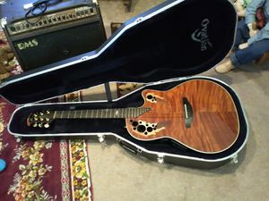 Ovation guitar for Sale in Dean, TX