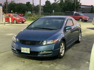 2006 Honda Civic 2dr manual for Sale in Hyattsville, MD