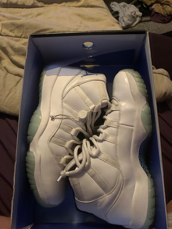 Jordan legend blue 11s 400$ original price