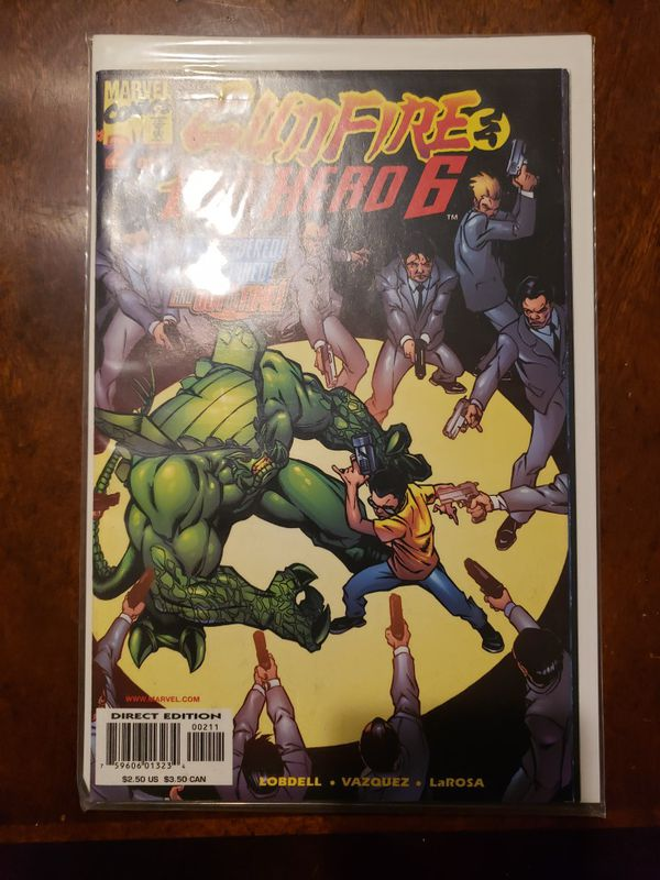 Sunfire Big Hero 6 (1-3) Direct Editions, Very good condition. Not graded.
