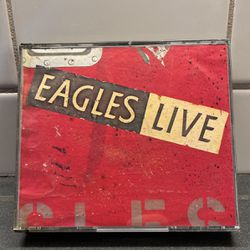 Eagles Live 2 CD set for Sale in Portland,  OR