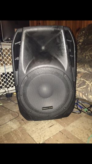 American Audio Speaker for Sale in Baltimore, MD