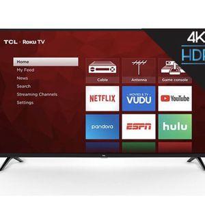55 Inch Smart Tv for Sale in Southfield, MI