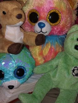 Beanie Babies And Beanie Boos for Sale in Kent,  WA