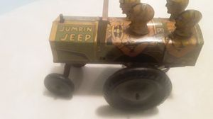 Jumping jeep antique toy for Sale in Waterbury, CT