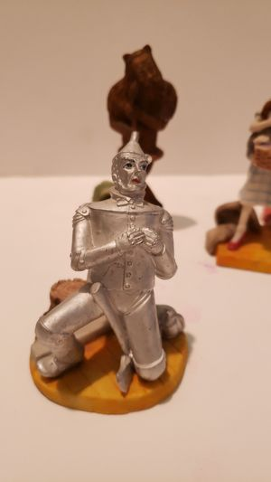 DAVE GROSSMAN - WIZARD OF OZ FIGURINES 3 PIECE LOT 1ST EDITION LOOK! for Sale in Los Angeles, CA