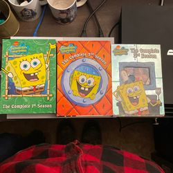Pink Panther And Spongebob DVDs for Sale in Clarksburg,  WV