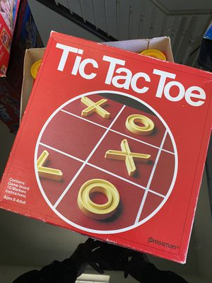Tic tac toe game board for Sale in Stockton, CA