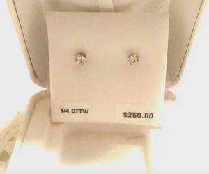 Diamond Earrings for Sale in Mukwonago, WI