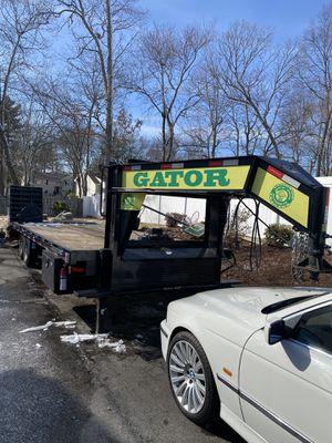 Gator equipment trailer for Sale in Dedham, MA