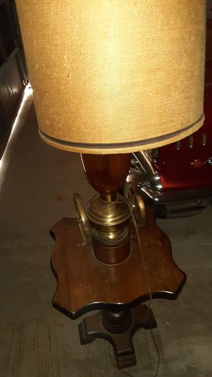 Levinton antique lamp/ coffee grinder very rare for Sale in Newcastle, CA