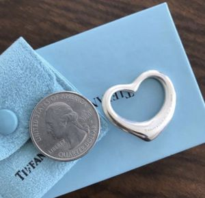Tiffany & Co Elsa Peretti Heart Pendant for Sale in Washington, DC