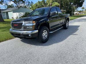 GMC CANYON EXTENDED CAB 3.7l 5 CYL for Sale in St.Petersburg, FL