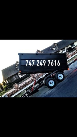For Sale 2019 Dump Trailer Cash Only for Sale in Los Alamitos, CA