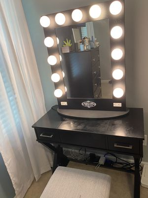 Led Vanity mirror for Sale in Raleigh, NC
